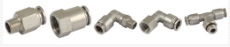 KELM One Touch All Stainless Steel Push-in Fittings