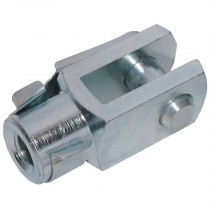 80mm & 100mm ISO 6432 Female Piston Rod Clevis Mounting