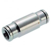 """1/4"""" Push-In Straight Connector"""