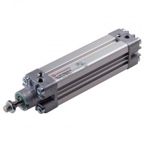 """32mm x 100mm - 1/8"""" Double Acting, 182000 Series VDMA/ISO 15552 Cylinder"""