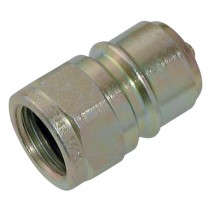 "1/2"" BSPP T5000 Series, Nitrile Plug with Valve and Pressure Eliminator"
