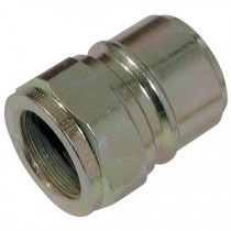 """3/4"""" BSPP T7500 Series, Nitrile Super Plug with Valve, To Be Used for Very High Loads"""