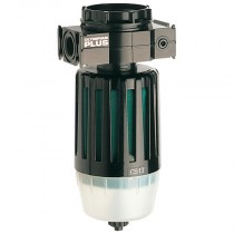 """1/2"""" BSPP Coalescing Exhaust Silencer, Olympian Plus Plug-In SystemSILENCER"""