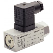 """1/4"""" BSPP, -1 to 1 08800 Series Herion 18D Type Pressure Switch"""