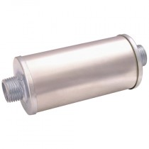 """1/2"""" BSPP Double Ported Steel Silencer"""