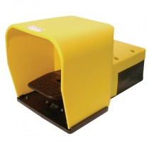 """1/4"""" BSPP - 5/2 Guarded Foot Pedal Valve"""