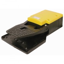 4mm Push-In 3/2 Guarded Foot Pedal Valve