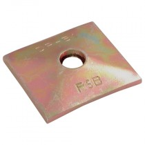 Group 4 Double Cover Plate, S/Steel, Series B