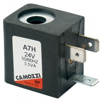 24V DC 3W U70 Solenoid Coil for Electro Pneumatically Operated Valves