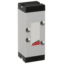Size 1, 5/2 Pneumatic/Pneumatic Return, Series 9 Electro Pneumatically Operated Double Solenoid Valve