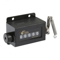 5 Figure Ratchet Tally Counter with Reset