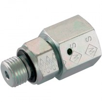 """8mm x 1/4"""" Heavy Duty, BSPP Adjustable Standpipes, Captive Seal"""
