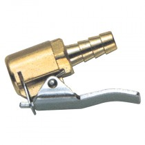 Nozzle for Tyre Inflator for Use On Light Vehicles