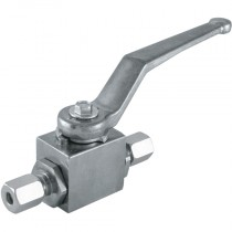 8mm Heavy Duty, Compression Ball Valves
