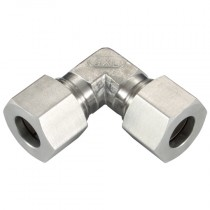 6mm Equal Elbows, S Series, Tube Fitting