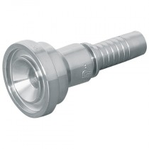 """1"""" x 3/4"""" HT, Straight Flanges"""