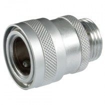 """1/2"""" BSPP Male Coupling for Click System"""