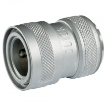 """1/2"""" BSPP Female Coupling for Click System"""