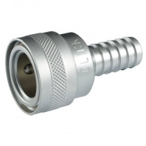 """3/8"""" ID Hose Tail for Click System"""