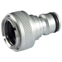 """1/2"""" BSPP Female Plug for Click System"""