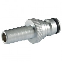 """1/2"""" ID Hose Tail Plug for Click System"""