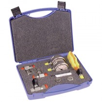 400 Bar Pressure Test Kit BSPP with In-Line Tees