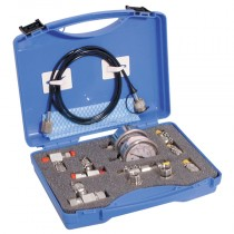 400 bar Test Kit BSPP/Metric with In-Line Tees