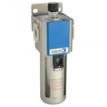 """1/4"""" BSPP 300 Series Lubricator supplied with Mounting Bracket"""