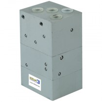 """1/8"""" BSPP Two Hand Safety Base Unit"""