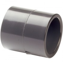 25mm UPVC Equal Socket for Pipe System