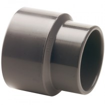 25mm x 20mm ID UPVC Reducing Socket for Pipe System