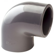 16mm UPVC Equal 90° Elbow for Pipe System