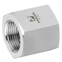 """3/8"""" x 1/2"""" NPT 10,000 psi, S/S Fixed Female Straight Reducers"""