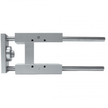 25mm x 160mm ISO 6432 Mini Cylinder Guides with Slide Bearings