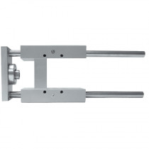 32mm x 400mm ISO 15552 Standard Cylinder Guides with Slide Bearings