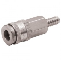 """6mm (1/4"""") PCL Air Line MF Hose Tail Coupling"""