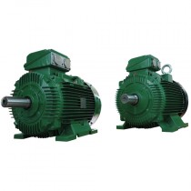 18.5KW - 180M Frame Size 4 Pole, 400v/50Hz, B3 Mounting, IP55 Rated WE Series, IE2 Electric Motor